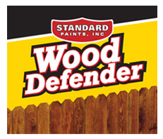 Standard Paints Wood Defender Logo
