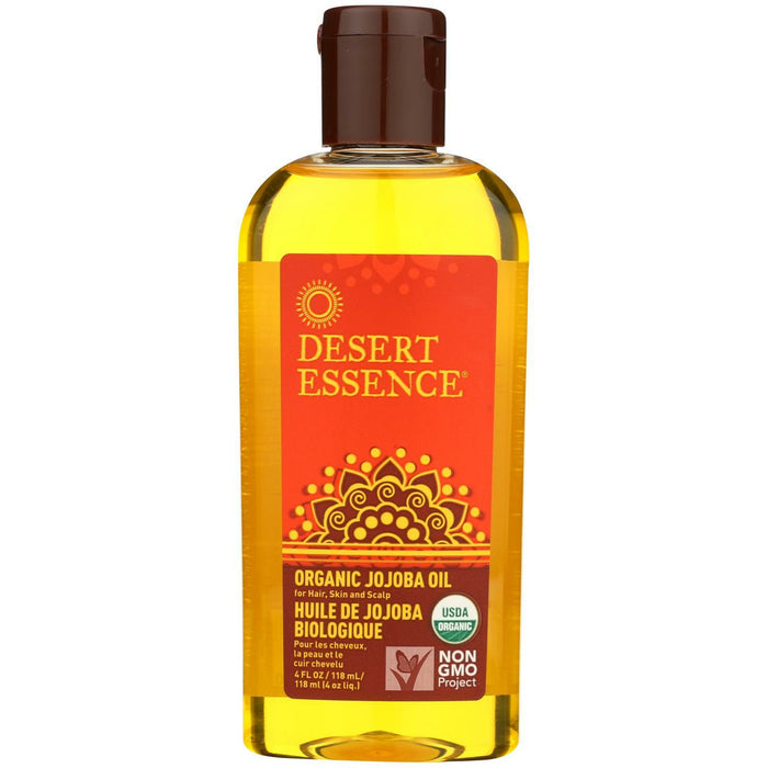 Jojoba Oil - 4 Fl Oz