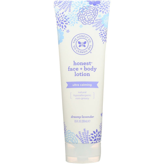 Face And Body Lotion - Truly Calming - 8.5 Fl Oz