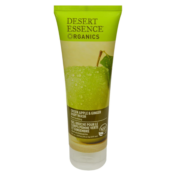 Green Apple and Ginger Body Wash - 8 Fl Oz