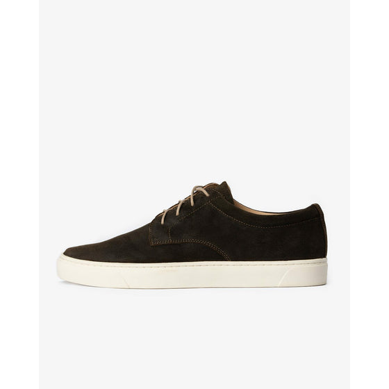 Diego Low Top Sneaker Dark Olive