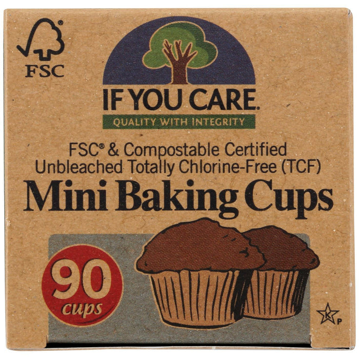 Mini Baking Cups - 90 Count