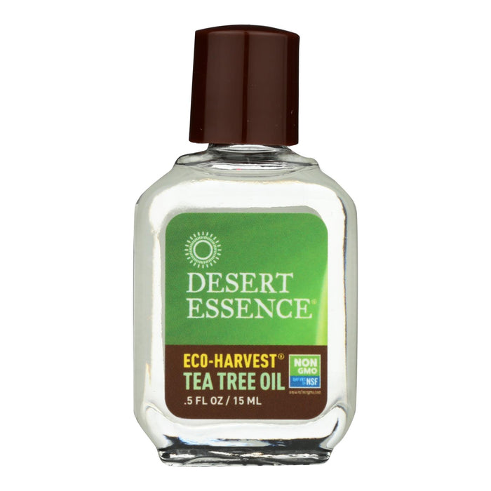 Eco Harvest Tea Tree Oil - .5 Oz