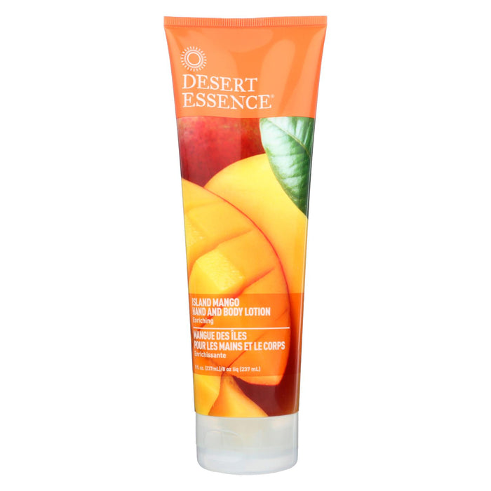 Island Mango Hand and Body Lotion - 8 Fl Oz