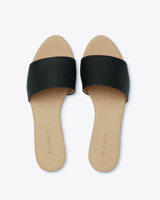 Isla Slide Black