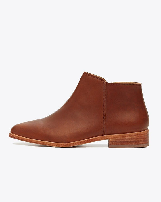 Lana Ankle Boot Brandy