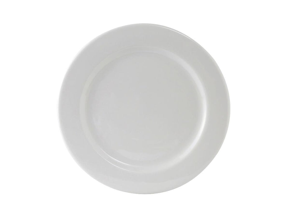 "Alaska Wide Rim Dinner Plate 10"" - Set of 4"