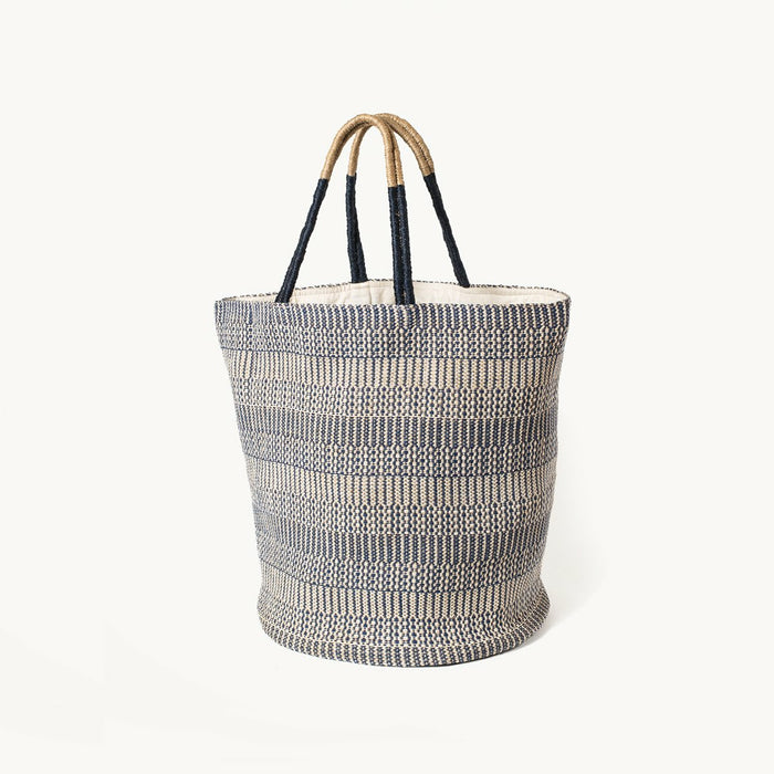 Dobi Shoulder Tote - Blue