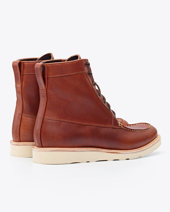 Mateo All Weather Boot Brandy