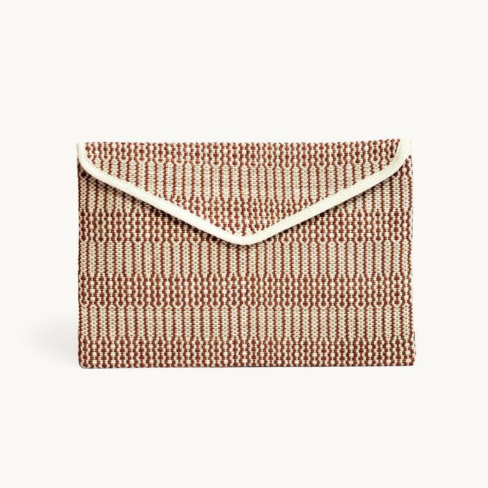 Dobi Clutch - Brown
