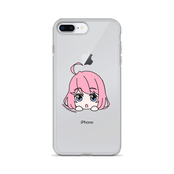 """Salichan Face"" iPhone Case"
