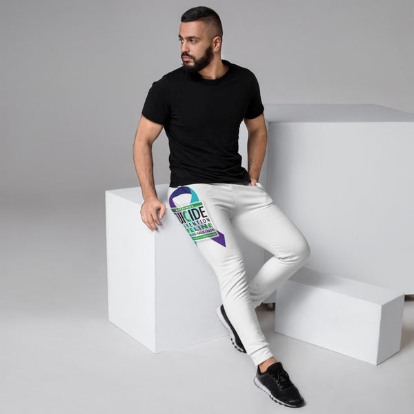 Suicide Awareness Men's Joggers