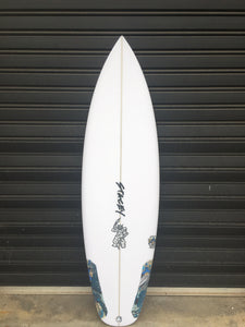 Wave Slave by Stacey Surfboard