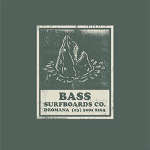Bass Surf Supply 'Shark' Hoody