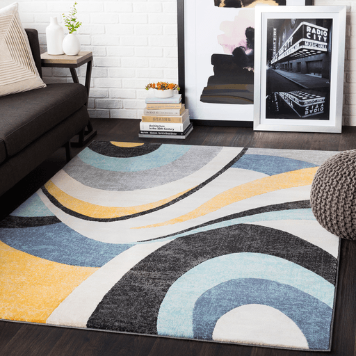 City Area Rug-2345 - Uniquely Living