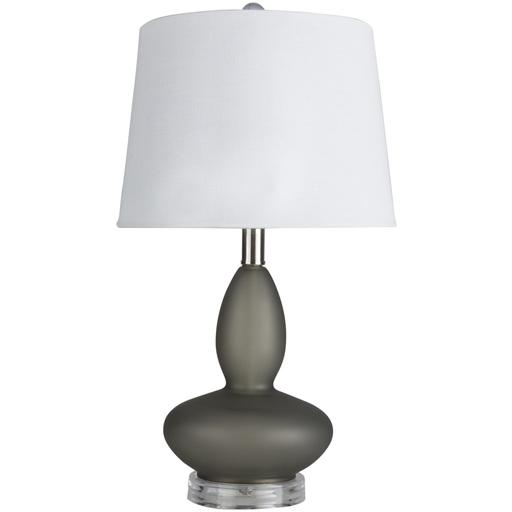 Kendrick Table Lamp in Charcoal | Uniquely Living