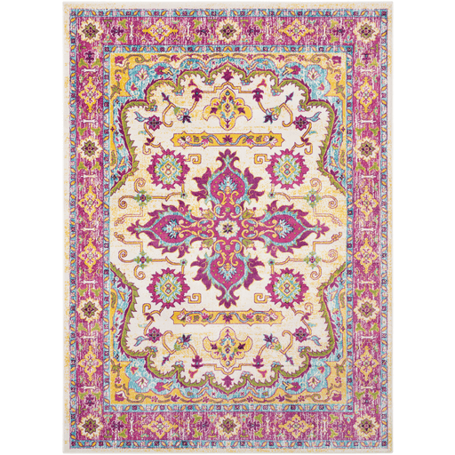 Mumbai MUM-2318 Area Rug in Purple - Uniquely Living