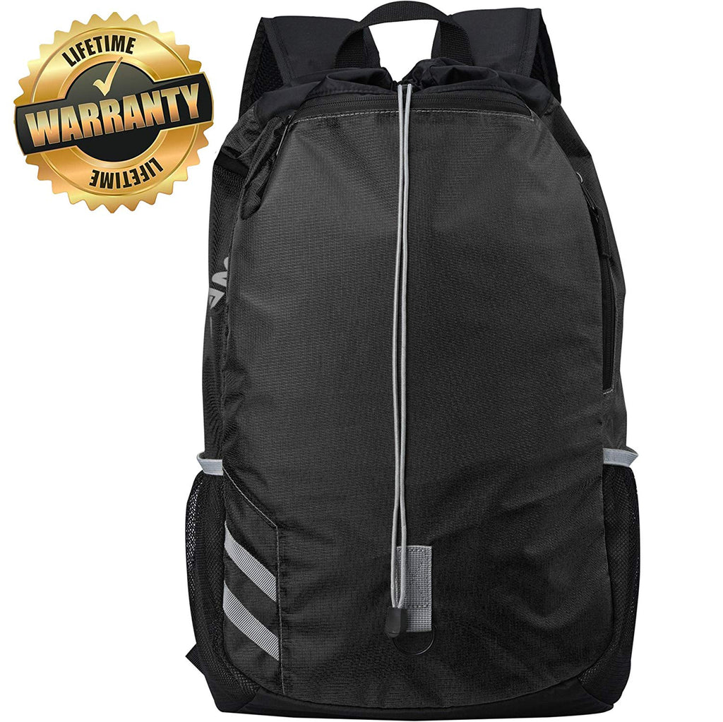 Drawstring Gym Sports Backpack for men and women