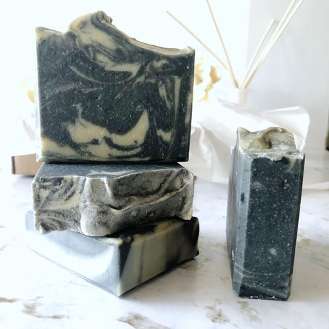 Tea Tree Natural Exfoliating Detox Bar