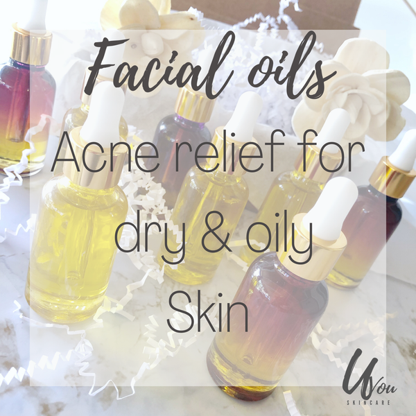 Acne Relief Facial Oils