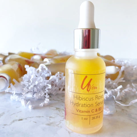 Hibiscus Rose Hydration Serum