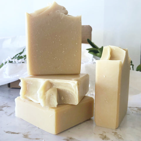 All Natural Unscented Goat Milk Bar