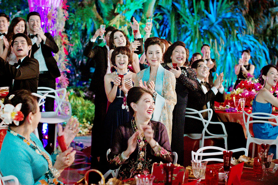 The Crazy Rich Style of Crazy Rich Asians