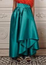 Load image into Gallery viewer, Josefina Maxi Skirt with box pleat detail