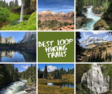 20 Best Loop Hiking Trails in the Western United States