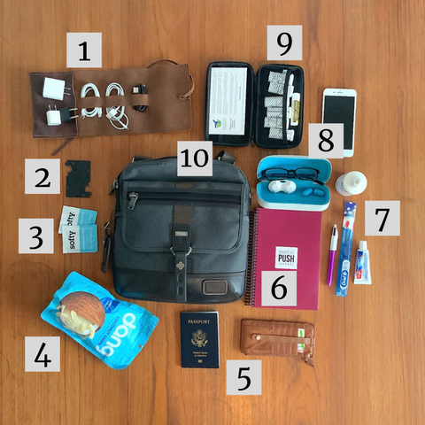 Carry-on Essentials to Pack