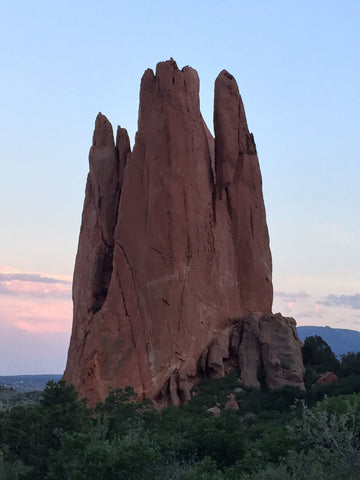 Garden of the Gods Best Hiking Trail