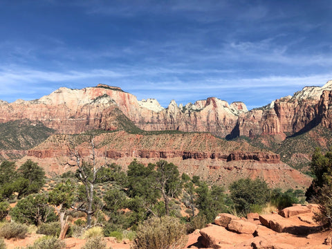 The watchman best hiking trail