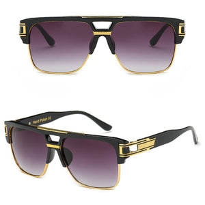 Semi Rimless Sun Glasses Women Sunglasses Luxury Brand Star Style Eyewears