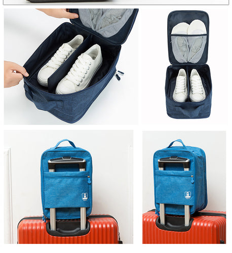 Travel Storage Bag Moisture and Dustproof Bag for Shoes Multifunctional Carrying Bag travel storage bag travel storage bag for shoes only travel storage bag for shoes only