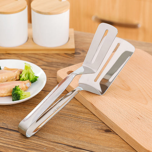Clip Spatula 2 In 1 Stainless
