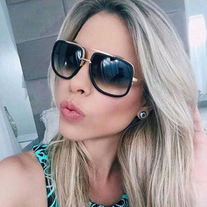 Women sunglasses Black Vintage