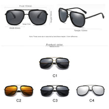 Load image into Gallery viewer, Retro Square Sunglasses