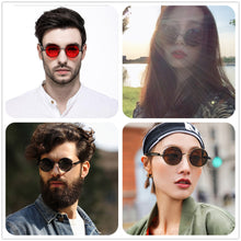 Load image into Gallery viewer, John Lennon Sunglasses Fashion Metal Round Unisex Sun Glasses for Men and  Women