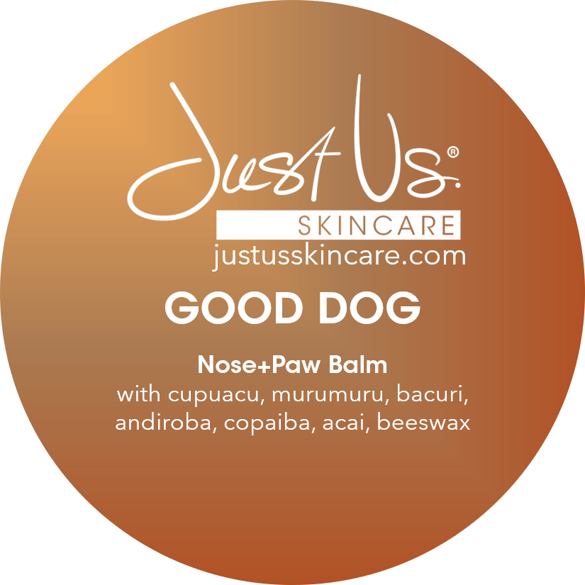 Good Dog. Paw+Nose Balm.