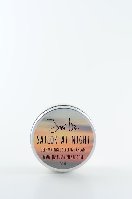 Sailor at Night Deep Wrinkle Sleeping Cream