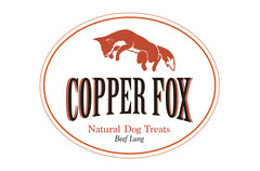 Copper Fox Natural Pet Treats