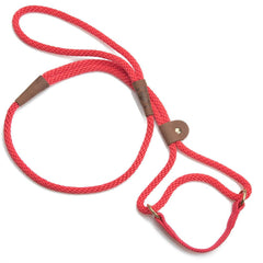 Mendota Dog Walker Martingale Lead Red