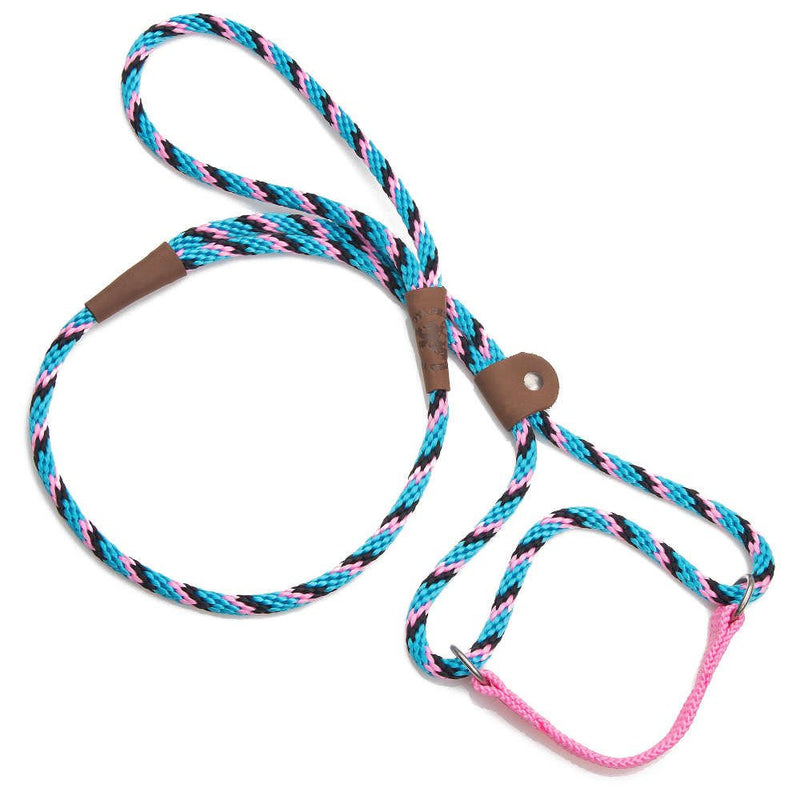 Mendota Dog Walker Martingale Lead Blue