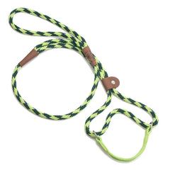 Mendota Dog Walker Martingale Lead Diamond Jade