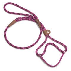 Mendota Dog Walker Martingale Lead Diamond Ruby