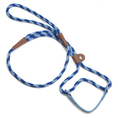 Mendota Dog Walker Martingale Lead Diamond Sapphire
