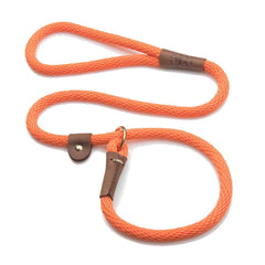 Mendota British Style Slip Lead Orange