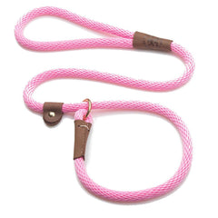 Mendota British Style Slip Lead Hot Pink