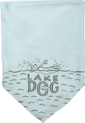 Lake Dog Pet Bandana