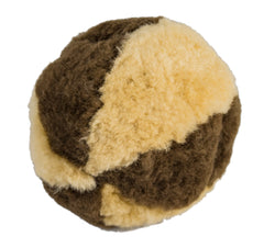 Woolly Good Pet Large Ball Natural/Brown